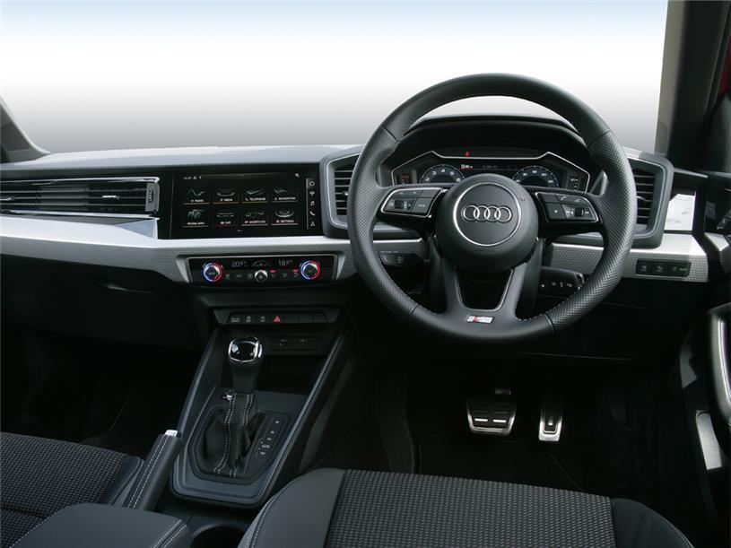 Audi A1 Sportback 30 TFSI 110 Black Edition 5dr S Tronic [Tech Pack]