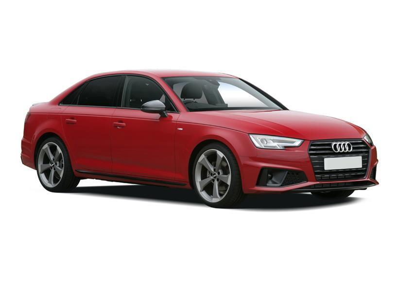 Audi A4 Saloon 35 TFSI Sport Edition 4dr [Comfort+Sound]