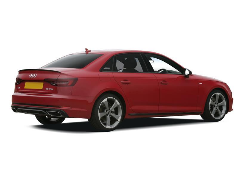 Audi A4 Diesel Saloon 40 TDI 204 Quattro Sport Ed 4dr S Tronic [C+S]
