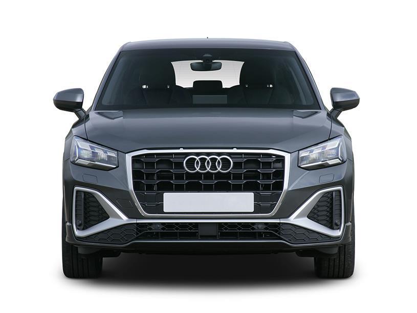 Audi Q2 Estate 35 TFSI Black Edition 5dr