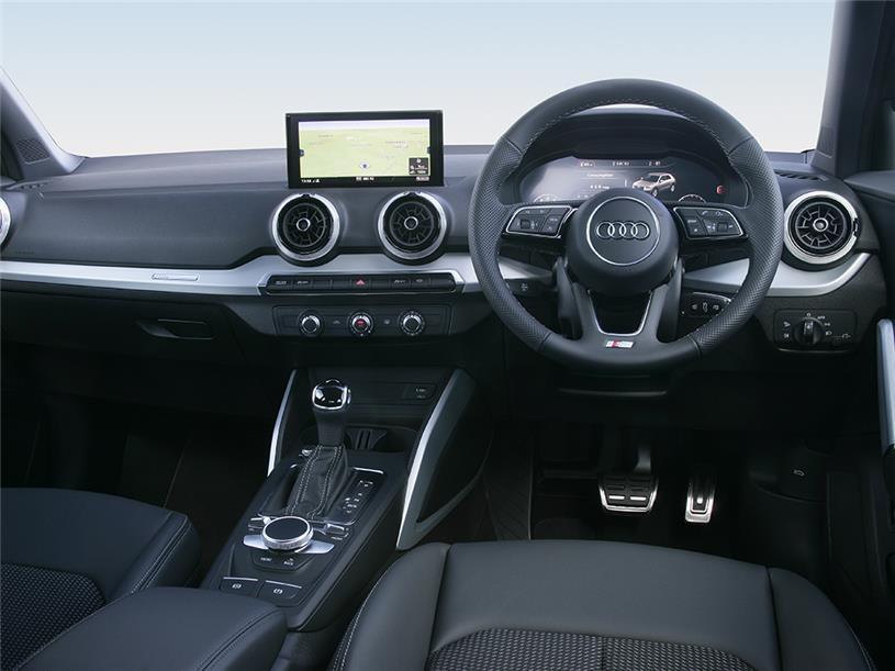 Audi Q2 Diesel Estate 35 TDI Quattro Black Edition 5dr S Tronic [C+S]