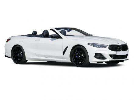 BMW 8 Series Convertible 840i [333] sDrive M Sport 2dr Auto