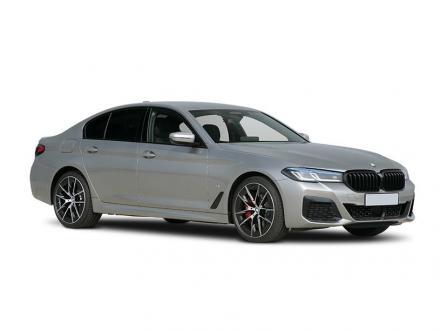 BMW 5 Series Saloon 545e xDrive M Sport 4dr Auto