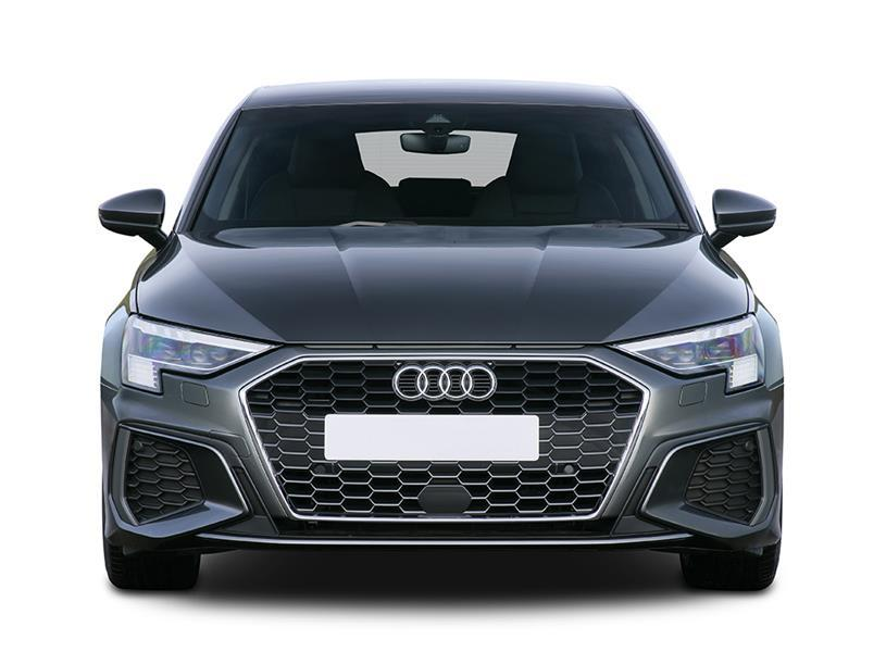 Audi A3 Sportback 40 TFSI e S line 5dr S Tronic [17 inch Alloy]