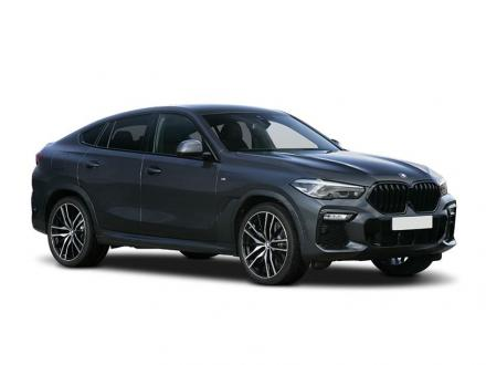 BMW X6 Estate xDrive40i MHT M Sport 5dr Step Auto
