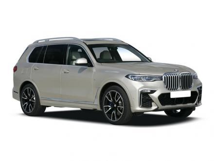 BMW X7 Estate xDrive40i MHT M Sport 5dr Step Auto