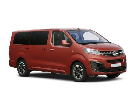 Vauxhall Vivaro Life Diesel Estate 2.0 Turbo D 180PS Elite L 5dr Auto [8 Seat]
