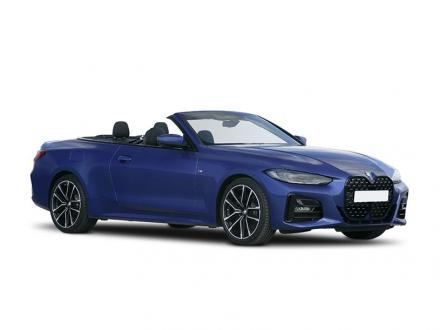 BMW 4 Series Convertible 430i M Sport 2dr Step Auto [Tech/Pro Pack]