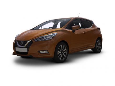 Nissan Micra Hatchback 1.0 IG-T 92 N-Sport 5dr CVT