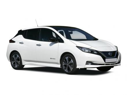Nissan Leaf Hatchback 160kW e+ N-Connecta 62kWh 5dr Auto