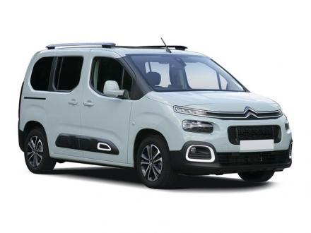 Citroen Berlingo Diesel Estate 1.5 BlueHDi 100 Feel XL 5dr [7 seat] [6 Speed]