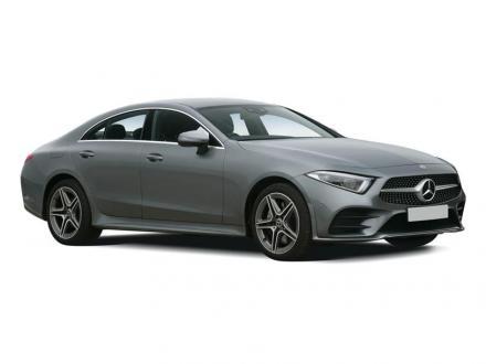 Mercedes-Benz Cls Diesel Coupe CLS 300d 4Matic AMG Line Ngt Ed Pr + 4dr 9G-Tronic