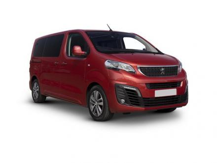 Peugeot Traveller Diesel Estate 2.0 BlueHDi 145 Active Standard [8 Seat] 5dr EAT8