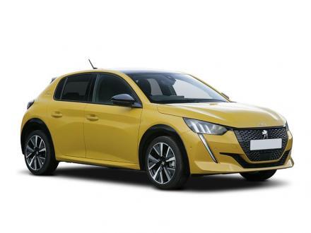 Peugeot 208 Hatchback 1.2 PureTech 100 GT 5dr EAT8