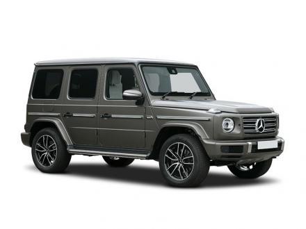 Mercedes-Benz G Class Diesel Station Wagon G400d AMG Line Premium Plus 5dr 9G-Tronic
