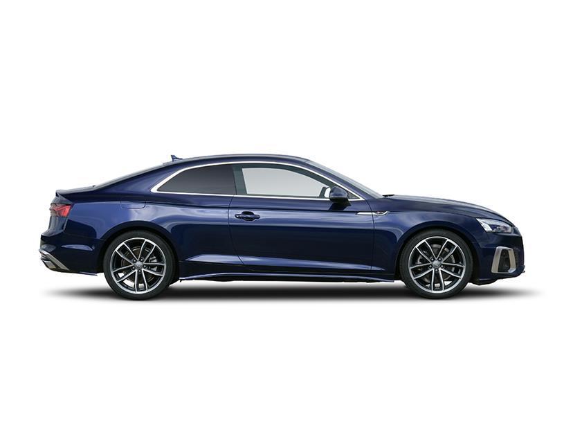 Audi A5 Diesel Coupe S5 TDI 341 Quattro 2dr Tiptronic