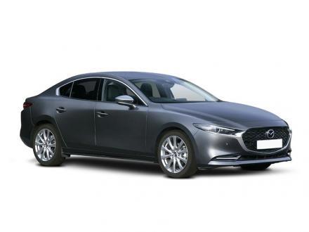 Mazda Mazda3 Saloon 2.0 e-Skyactiv-X MHEV [186] Sport Lux 4dr Auto