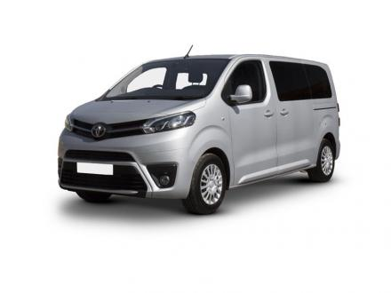 Toyota Proace Verso Diesel Estate 2.0D 140 Shuttle Medium [TSS] 5dr
