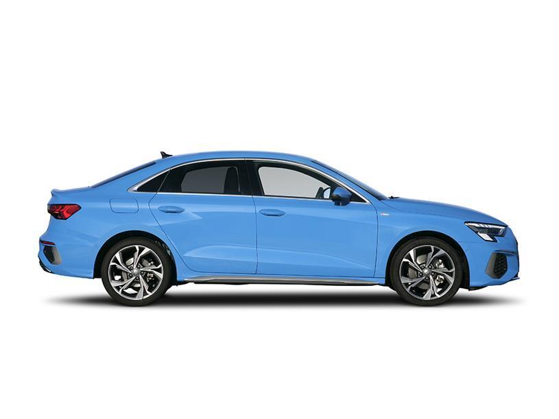 Audi A3 Diesel Saloon 30 TDI S line 4dr S Tronic [Comfort+Sound]