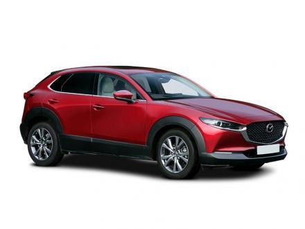 Mazda Cx-30 Hatchback 2.0 e-Skyactiv G MHEV Sport Lux 5dr Auto