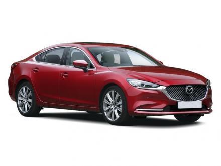 Mazda Mazda6 Saloon 2.5 Skyactiv-G GT Sport 4dr Auto