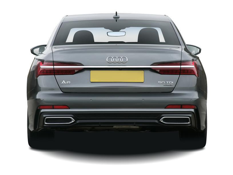 Audi A6 Saloon 50 TFSI e 17.9kWh Qtro Sport 4dr S Tronic [C+S]