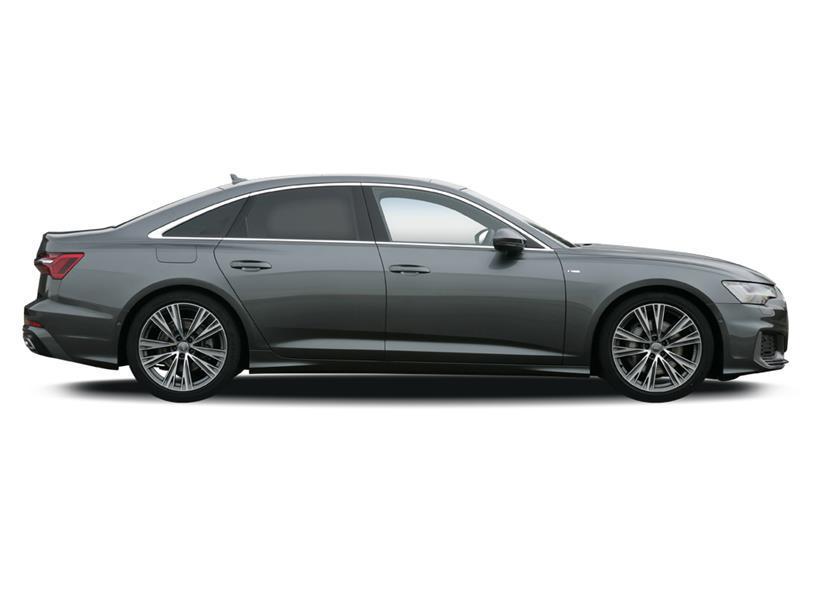 Audi A6 Saloon 50 TFSI e 17.9kWh Quattro Black Edition 4dr S Tron