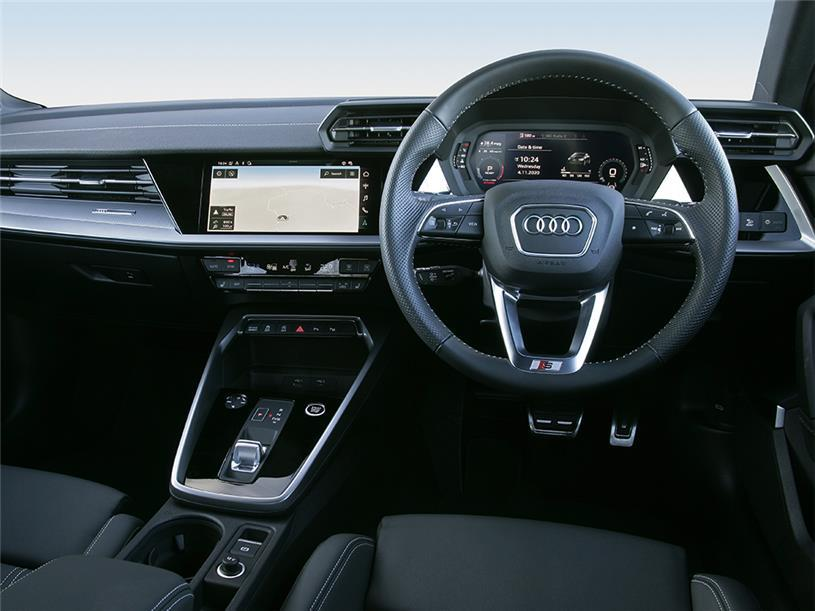 Audi A3 Saloon 40 TFSI Quattro S line 4dr S Tronic