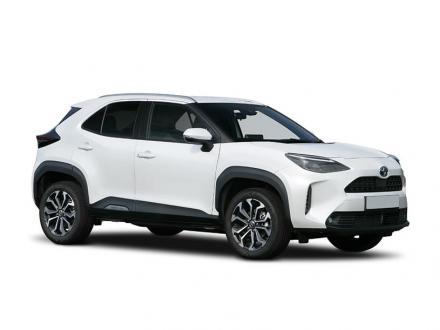 Toyota Yaris Cross Estate 1.5 Hybrid Dynamic AWD 5dr CVT [JBL]