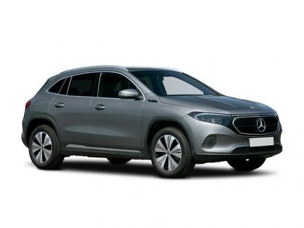 Mercedes-Benz Eqa Hatchback EQA 350 4M 215kW AMG Line Premium 66.5kWh 5dr Auto