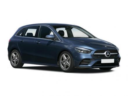Mercedes-Benz B Class Hatchback Special Editions B200d AMG Line Premium Plus Edition 5dr Auto
