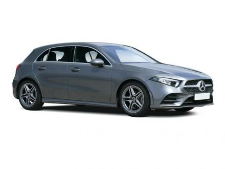 Mercedes-Benz A Class Hatchback Special Editions A180d AMG Line Executive Edition 5dr Auto