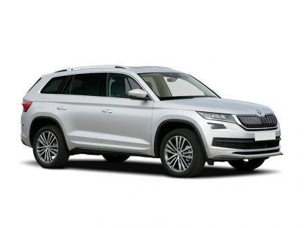 Skoda Kodiaq Diesel Estate 2.0 TDI 200 Laurin + Klement 4X4 5dr DSG [7 Seat]