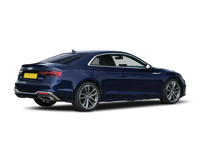 Audi A5 Diesel Coupe 35 TDI Black Edition 2dr S Tronic