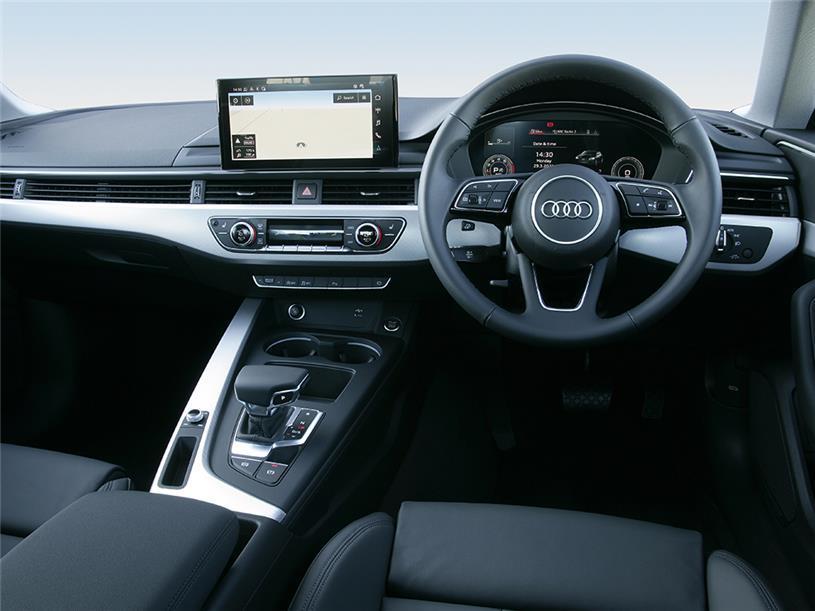 Audi A5 Sportback 45 TFSI 265 Quattro Black Edition 5dr S Tronic