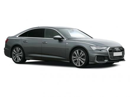 Audi A6 Saloon 40 TFSI S Line 4dr S Tronic [C+S Pack]