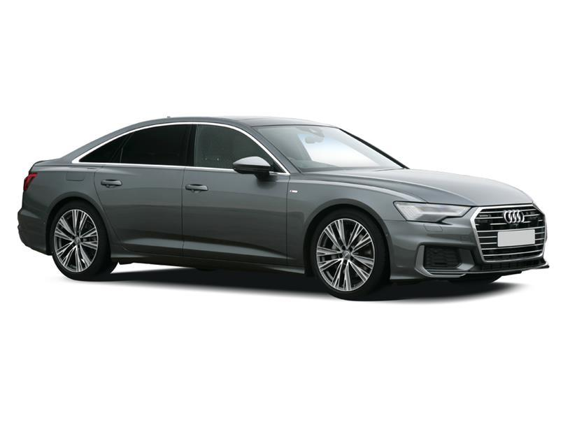 Audi A6 Saloon 40 TFSI Black Edition 4dr S Tronic [C+S Pack]