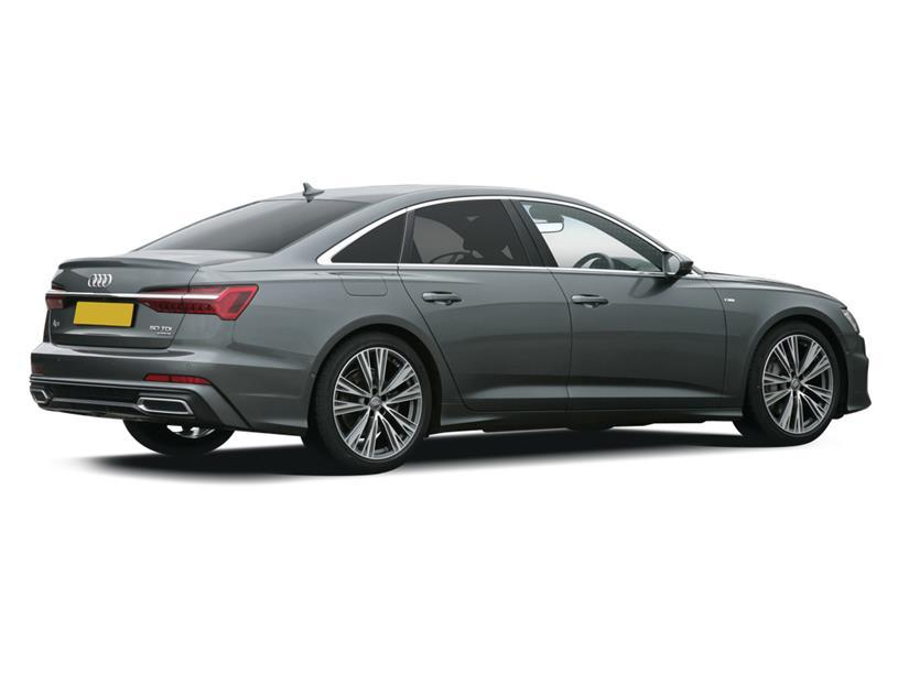 Audi A6 Diesel Saloon 40 TDI Black Edition 4dr S Tronic [C+S Pack]