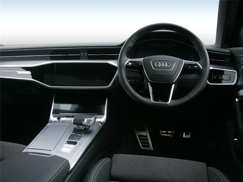 Audi A6 Saloon 55 TFSI Quattro Black Edition 4dr S Tronic [C+S]