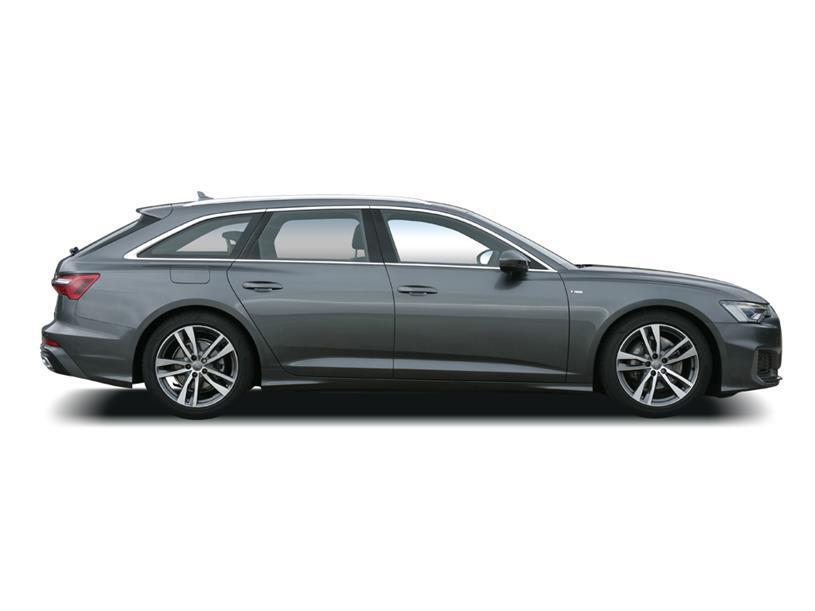 Audi A6 Avant 55 TFSI Quattro S Line 5dr S Tronic [C+S Pack]