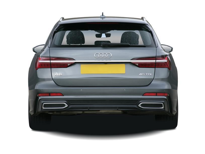 Audi A6 Avant 45 TFSI 265 Quattro Black Ed 5dr S Tronic [C+S]