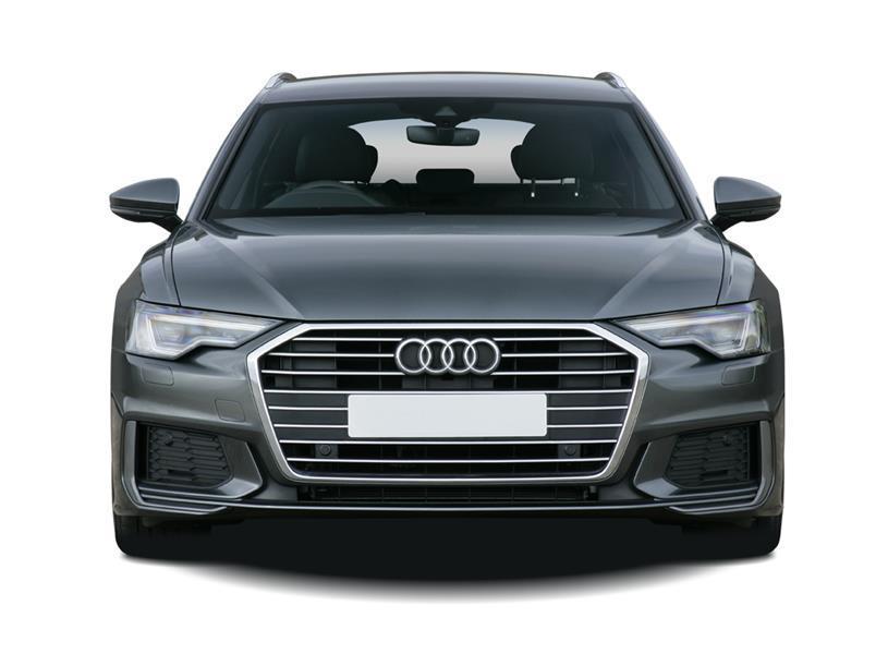 Audi A6 Avant 55 TFSI Quattro Black Edition 5dr S Tronic [C+S]