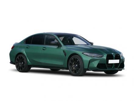 BMW M3 Saloon M3 xDrive Competition M 4dr Step Auto [M Carbon]