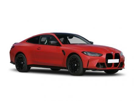 BMW M4 Coupe M4 xDrive Comp M 2dr Step Auto [M Pro/M Carbon]