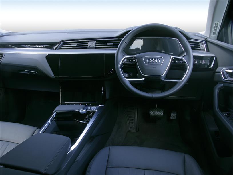 Audi E-tron Estate 230kW 50 Quattro 71kWh Technik 5dr Auto C+S 22kWCh