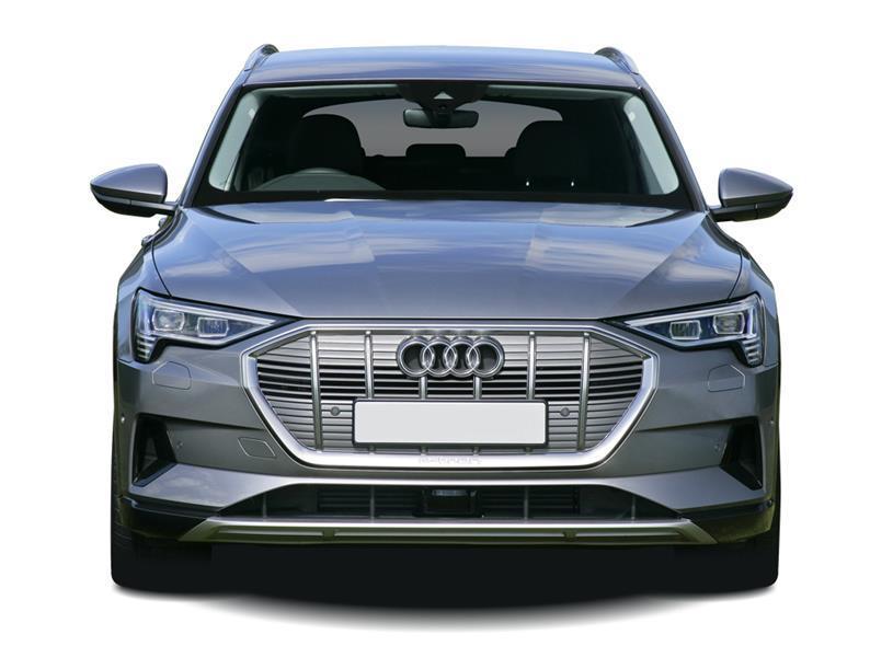 Audi E-tron Estate 230kW 50 Quattro 71kWh Black Ed 5dr Auto [22kWCh]