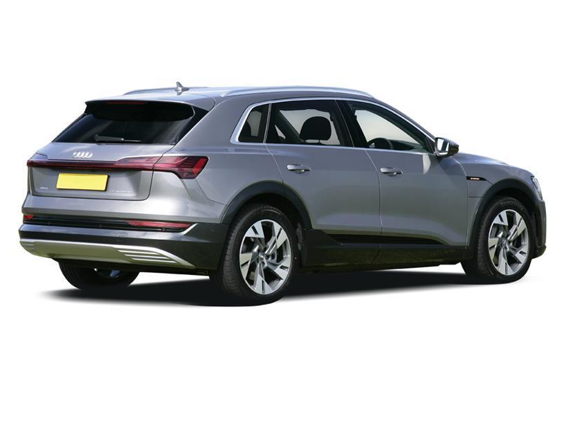 Audi E-tron Estate 300kW 55 Qtro 95kWh Black Ed 5dr Auto C+S [22kWCh]