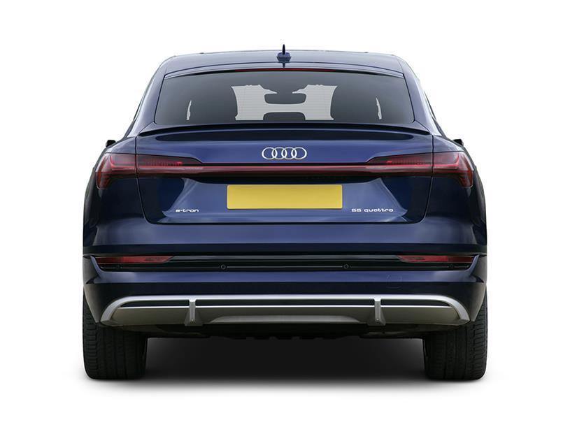 Audi E-tron Sportback 300kW 55 Qtro 95kWh Black Ed 5dr Auto C+S [22kWCh]