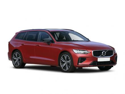 Volvo V60 Sportswagon 2.0 B4P R DESIGN 5dr Auto [7 speed]