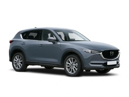 Mazda Cx-5 Diesel Estate 2.2d SE-L 5dr Auto